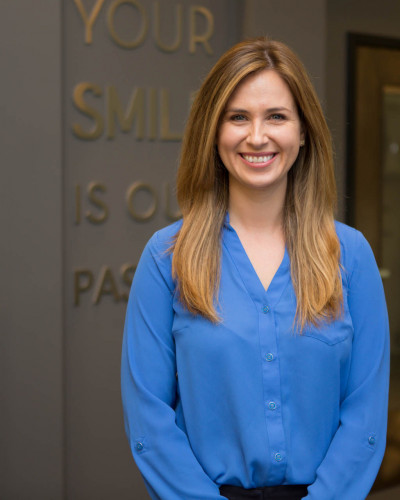 Dr. Emily Hutchins, DDS